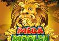 Stijgende Mega Moolah jackpot