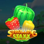 Strolling Staxx Cubic Fruits Netent gokkast
